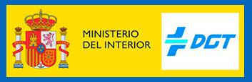 logo ministerio interior - academia del transportista