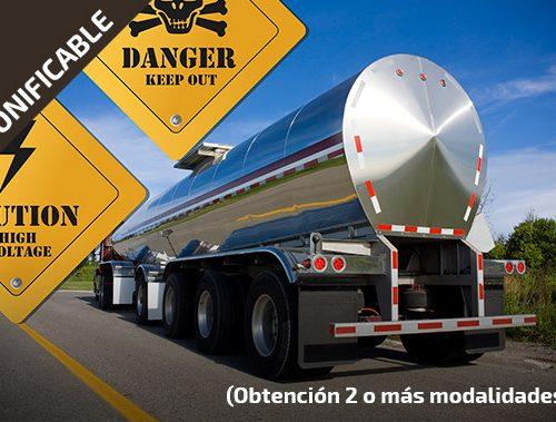 Consejero de seguridad ADR (2 Modalidades) - Academia del Transportista