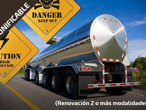 Renovación consejero de seguridad ADR (2 Modalidades) - Academia del Transportista