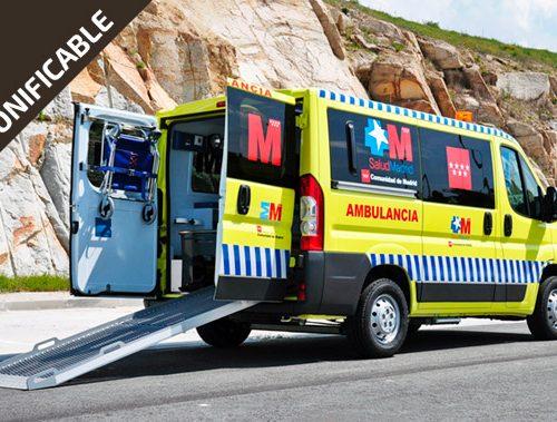 Transporte Sanitario - Academia del Transportista