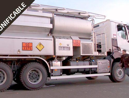 Renovación ADR (Explosivos) - Academia del Transportista