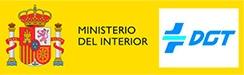 logo dgt - academia del transportista