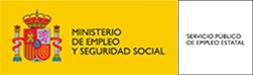 logo ministerio empleo - academia del transportista