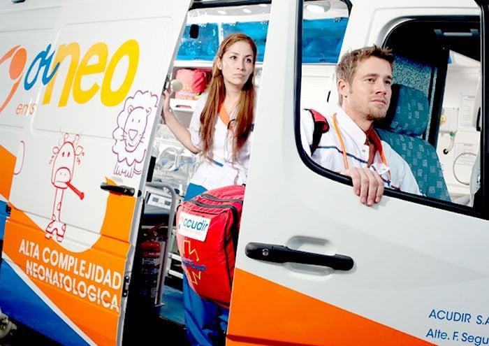 curso transporte sanitario - academia del transportista