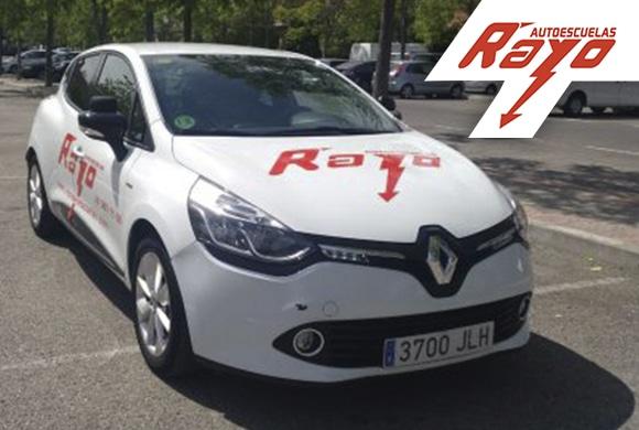AUTOESCUELAS RAYO MADRID - Autoescuela - Madrid