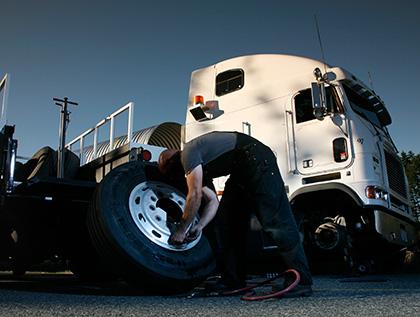 averias mas comunes en camiones - academia del transportista