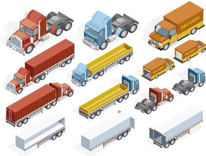 tipos de camiones - academia del transportista