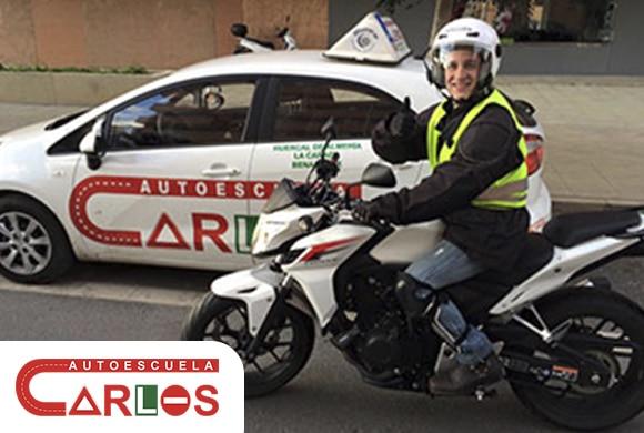 AUTOESCUELA CARLOS – MOVACAR (Huércal de Almería) - Autoescuela - Huercal de Almeria