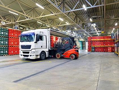 la logistica de almacenamiento - academia del transportista