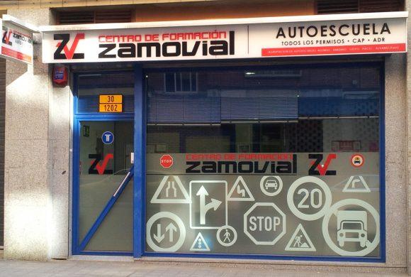 ZAMOVIAL - Autoescuela - Zamora
