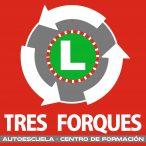 CENTRO DE FORMACIÓN TRES FORQUES – C/ Jose Mª Mortes Lerma - Autoescuela - Valencia