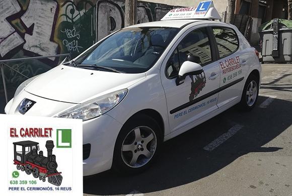 AUTOESCOLA EL CARRILET - Autoescuela - Reus