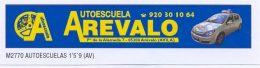 AUTOESCUELA AREVALO - Autoescuela - Arévalo