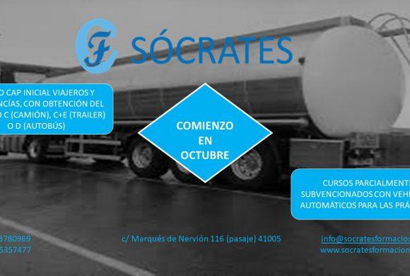 AE SOCRATES, CENTRO DE FORMACION SOCRATES Sevilla - Autoescuela - Sevilla
