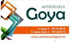 AUTOESCUELA GOYA – Huesca - Autoescuela - Huesca