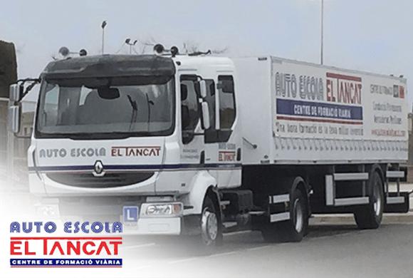 AUTOESCOLA EL TANCAT – Carretera de Valls - Autoescuela - El Vendrell