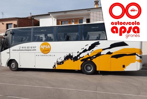 AUTOESCOLA GRUP APSA DEL GIRONÈS (Rambla Xavier Cugat) - Autoescuela - Girona