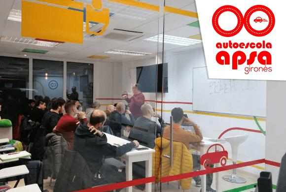 AUTOESCOLA GRUP APSA DEL GIRONÈS - Autoescuela - Girona
