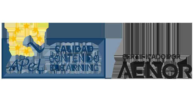 logo aenor - academia del transportista