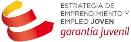 logo eeej garantia juvenil - academia del transportista