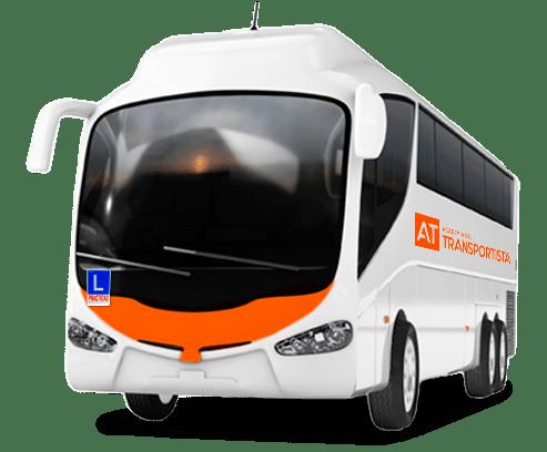 Sacarse el Carnet de D (Autobus)