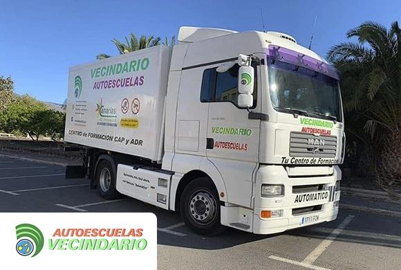 AUTOESCUELA VECINDARIO – San Fernando – Maspalomas - Autoescuela - San Bartolomé de Tirajana