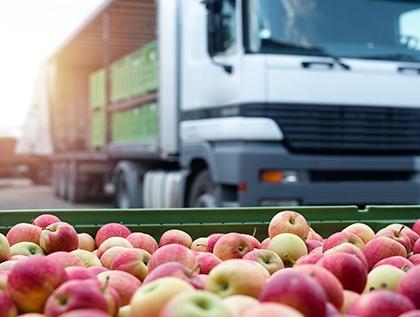 el transporte de alimentos por carretera - academia del transportista