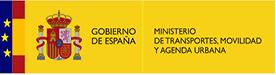 logo ministerio transportes, movilidad y agenda urbana - academia del transportista