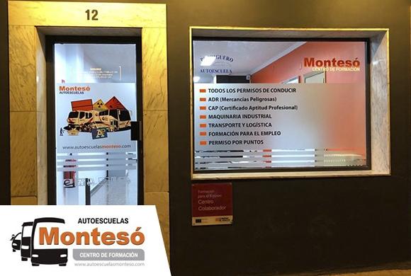 AUTOESCUELA MONTESÓ CASPE - Autoescuela - Zaragoza
