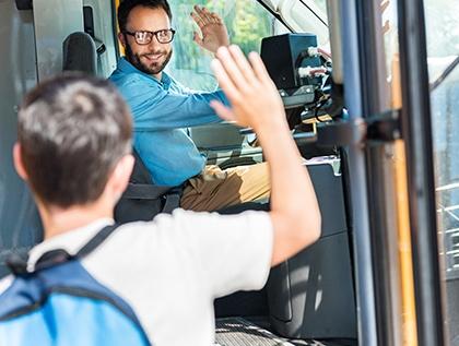 como ser conductor de transporte escolar - academia del transportista