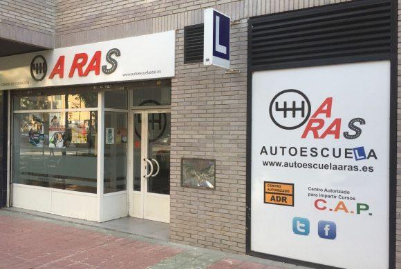 A RAS, S.L. - Autoescuela - Zaragoza