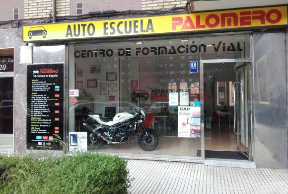 AUTOESCUELA PALOMERO GIJÓN – Naranjo de Bulnes - Autoescuela - Gijón