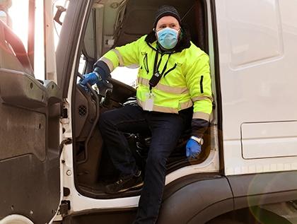 ¿En qué profesiones es recomendable tener el carnet C? - Academia del transportista
