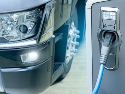Camiones eléctricos y ecológicos - AT